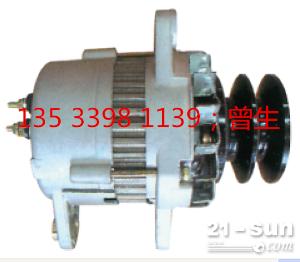 小松挖掘机配件PC300-3 6D125发电机