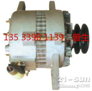 日立挖掘机配件EX200-5 6BG1发电机