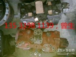 住友挖掘机配件SH120液压泵总成