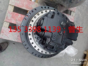 神钢挖掘机配件SK200-8行走减速箱总成