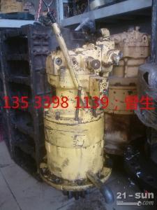 神钢挖掘机配件SK120-3回转减速器