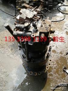 神钢挖掘机配件SK200-8回转减速器