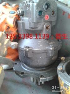 小松挖掘机配件PC55回转减速器