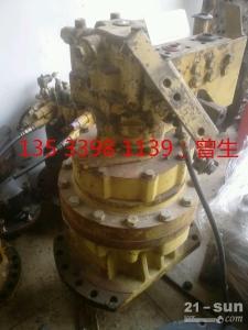 小松挖掘机配件PC200-6 6D95回转减速器