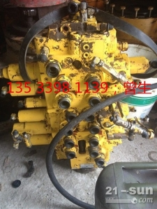 神钢挖掘机配件SK200-3分配器