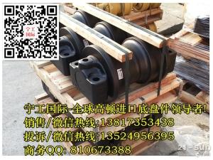 挖土机支重轮,引导轮,驱动轮,驱动齿,导向轮