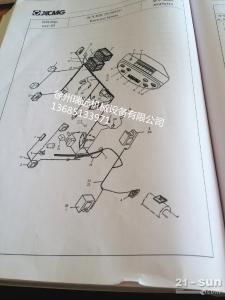 LW300F预热装置总成251901126