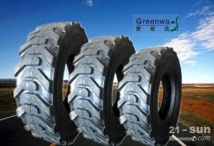 安耐达装载机轮胎15-19.5