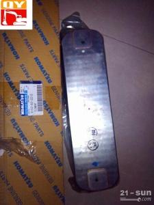 小松配件机油散热器:PC400-6机油散热器