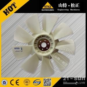小松PC60-7风扇叶,挖掘机维修好帮手