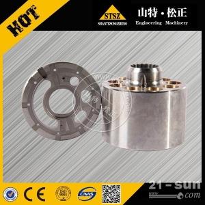 PC300/360-7液压泵胆配流盘,小松纯正件