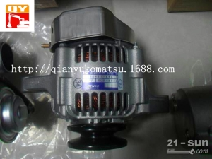 小松配件发电机:小松PC56-7发电机