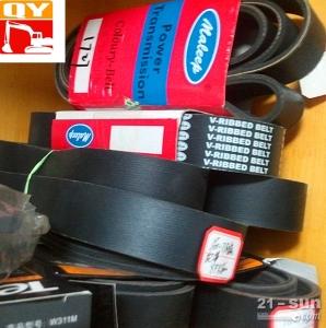 小松配件皮带:小松PC200-7皮带