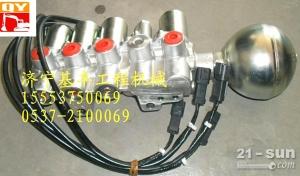 小松配件PC130-7电磁阀组