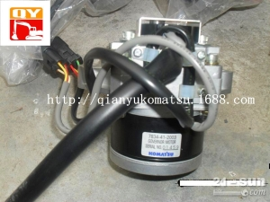 小松配件PC360-7油门马达