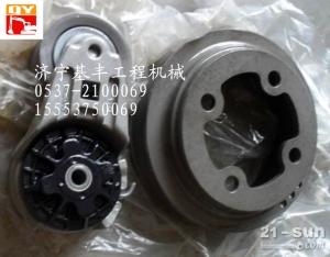 小松配件PC240-8风扇涨紧皮带轮