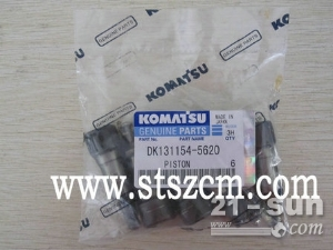PC200-7柴油泵柱塞,DK131154-5620
