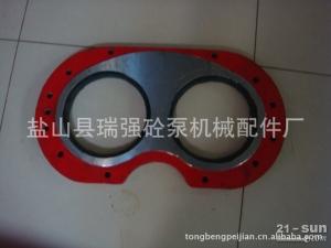 厂家直销砼泵配件混凝土输送泵车配件中联泵车板