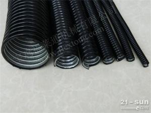 福莱通镀锌包塑软管 波纹状防水包塑穿线管