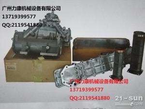 专营美国原厂卡特彼勒330D/C9C11/发动机油散热器2W...