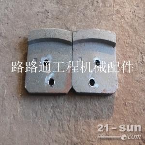 低价处理山东潍坊路通WCB500稳定土厂拌机叶片搅拌臂