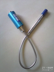 PT124-50MPa-M14挤出机压力传感器