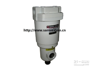 SANWO主路过滤器 油雾分离器 微细油雾分离器 水份分离器