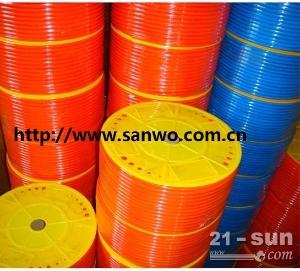 SANWO气管 PU管 气动软管 聚胺酯软管 弹簧管 耐高温...
