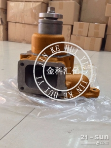 6D140  水泵  6212-61-1302