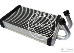 装载机  暖风水箱 ND116410-9680