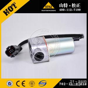 供应小松挖掘机原厂PC300-7702-21-07010电磁...