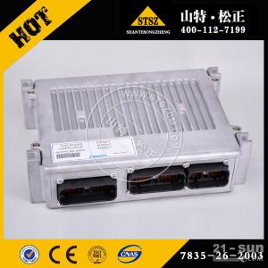 日本订货小松挖掘机PC300-7电脑版7835-26-200...