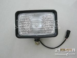 小松挖掘机驾驶室大灯 PC130-7前大灯 工程机械配件