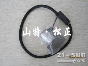 供应小松原装PC-7-8等2孔3孔液压泵电磁阀702-21-55901小松配件