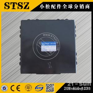 小松挖掘机配件PC200-8空调控制面板20Y-810-1231
