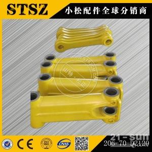 小松挖掘机配件 小松挖掘机PC300-7原厂工型架低价促销207-70-00470