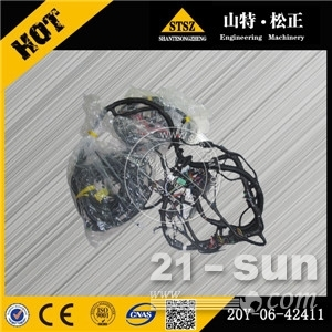 PC240-8主线束 wiring harness 20Y-06-42411