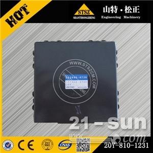 PC200-8空调控制面板,20Y-810-1231