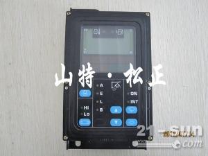 小松原厂130-7驾驶室显示器厂家直销13665376770