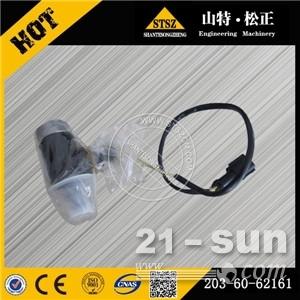 小松挖掘机配件小松纯正PC60-7电池阀组旋转电池阀203-60-62161
