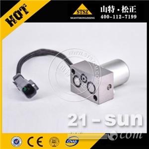 小松PC360-7液压泵电磁阀,大泵电磁阀