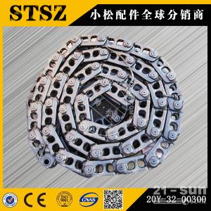 型号提供小松挖掘机PC450-7原装链条价格优惠 小松挖掘机配件