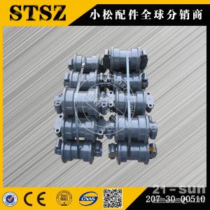 208-30-00210小松PC400-7-8原厂支重轮库存1000件 小松挖掘机配件