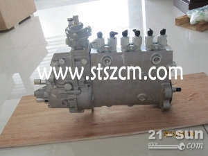 pc56-7柴油泵,纯正小松配件