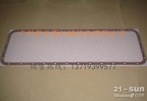 销售神钢SK75-8五十铃4LE2油底壳、油底壳垫片四配套