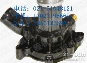 贵阳现代挖机配件批发-水泵-冷却泵