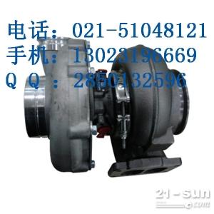 格尔木现代挖掘机涡轮增压器
