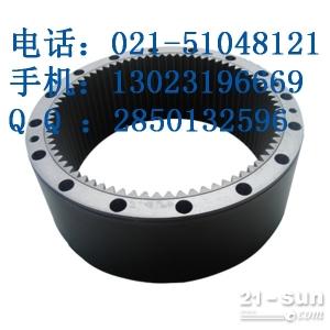 芜湖现代挖掘机配件行走马达外壳
