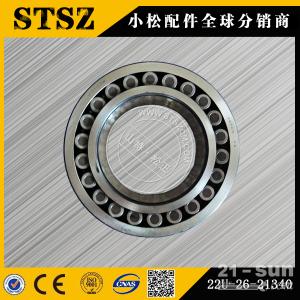 供应小松挖掘机配件 PC220-8回转立轴轴承206-26-...