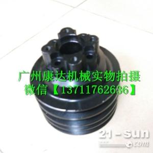 供应日本三菱6D24发动机风扇皮带轮